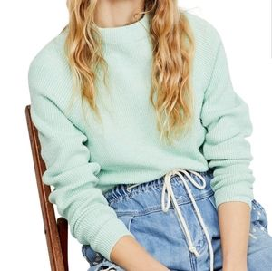 New Free People Too Good Sweater Large